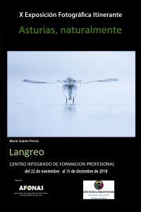 Exposición fotográfica: Asturias, naturalmente @ CIFP Cislan | Langreo | Principado de Asturias | España