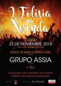 I Folixa na Seronda @ Cine Ideal | Langreo | Principado de Asturias | España