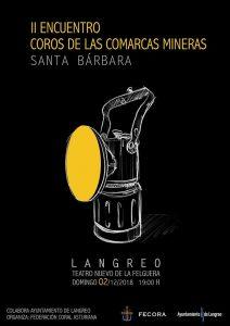 II Encuentro Coral de las Cuencas Mineras @ Nuevo Teatro de La Felguera | Langreo | Principado de Asturias | España