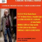 Noche de cortos: Homenaje a Carlos Álvarez-Nòvoa