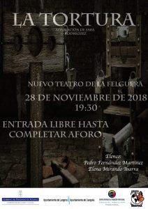 Teatro: Día del Teatro @ CIFP CISLAN y Nuevo Teatro de La Felguera | Langreo | Principado de Asturias | España