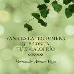 Noche de poesía: Fernando Alonso Vega