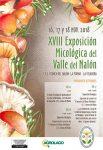 XVIII Exposición Micológica del Valle del Nalón