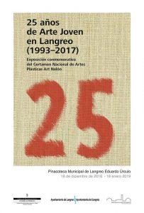 "Exposición: 25 años de Arte Joven en Langreo @ Pinacoteca Municipal ""Eduardo Úrculo"""