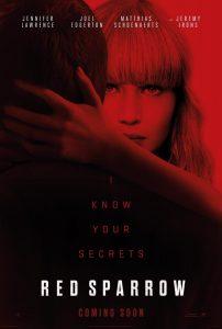 Cine: Gorrión rojo @ Cine Ideal