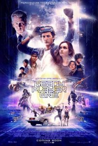 Cine: Ready player one @ Cine Ideal | Langreo | Principado de Asturias | España