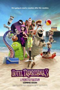 Cine: Hotel Transilvania 3 @ Cine Ideal