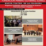 II Concurso Composición Musical - Fundación Marino Gutiérrez