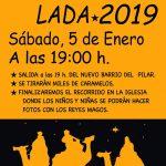 Cabalgata de Lada 2019