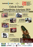 Ciclo de teatro costumbrista asturiano 2019
