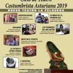 Comienza la muestra de teatro costumbrista asturiano en el Nuevo Teatro de La Felguera