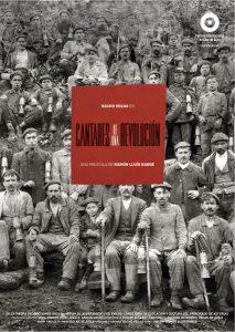 Cine: Cantares de una revolución @ Cine Felgueroso