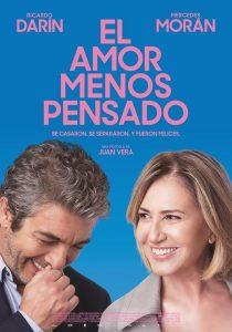 Cine: El amor menos pensado @ Nuevo Teatro de La Felguera