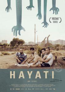 Cine: Hayati (Mi vida) @ Cine Felgueroso