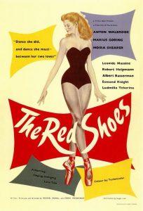 Cine: Las zapatillas rojas @ Cine Felgueroso