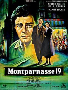 Cine: Los amantes de Montparnasse @ Cine Felgueroso