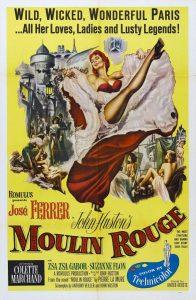 Cine: Moulin Rouge @ Cine Felgueroso