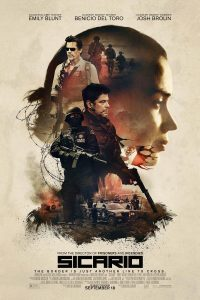 Cine: Sicario @ Cine Ideal