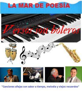 Concierto: La mar de poesía @ Nuevo Teatro de La Felguera