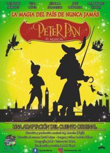 Peter Pan, el musical @ Nuevo Teatro de La Felguera