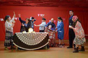Teatro: La difunta y otres yerbes @ Nuevo Teatro de La Felguera