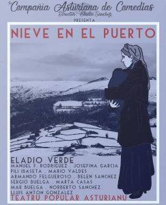 Teatro: Nieve en el puerto @ Nuevo Teatro de La Felguera
