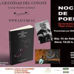Noche de poesía: Nayar Crespo