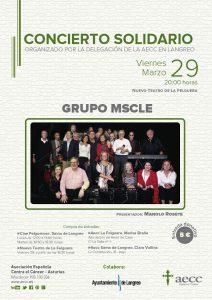 Concierto Solidario MSCLE @ Nuevo Teatro de La Felguera