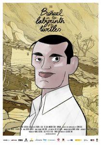 Cine: Buñuel en el laberinto de las tortugas @ Cine Felgueroso