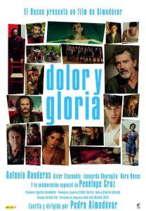 Cine: Dolor y gloria @ Nuevo Teatro de La Felguera