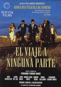 Cine: El viaje a ninguna parte @ Cine Felgueroso