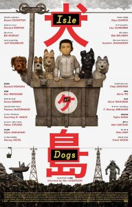 Cine: Isla de perros @ Cine Felgueroso