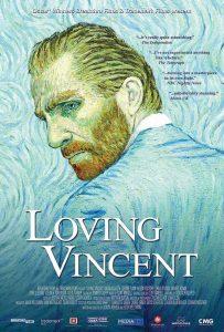 Cine: Loving Vincent @ Cine Felgueroso