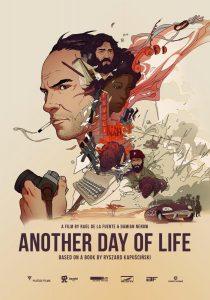 Cine: Un día más con vida @ Cine Felgueroso