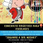 Concierto didáctico: Jugando a ser Mozart