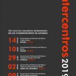XVI Encuentros Intercentros de los Conservatorios Profesionales de Música de Asturias