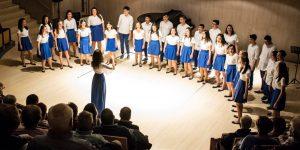 Concierto final de curso Voces Blancas del Nalón @ Nuevo Teatro de La Felguera