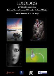 Exposición fotográfica: Éxodos @ Hospital Valle del Nalón