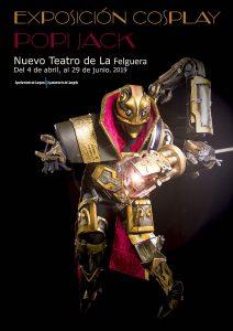 Exposición: Descubriendo el Cosplay @ Nuevo Teatro de La Felguera