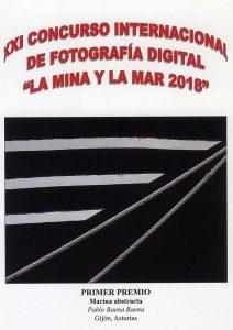 """Exposición fotográfica: XXI Concurso Internacional de Fotografía """"La Mina y La Mar 2018"""" @ CIFP CISLAN"""
