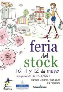 Feria del stock primavera/verano 2019 @ Parque Dolores F. Duro
