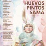 Fiestas de Pascua y Huevos Pintos 2019 en Sama de Langreo