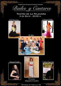 Gala: Bailes y cantares @ Nuevo Teatro de La Felguera