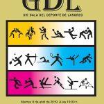 XVI Gala del deporte de Langreo