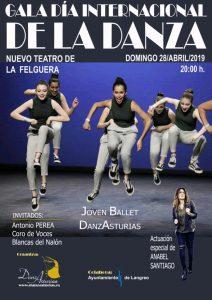 Gala del día internacional de la danza 2019 @ Nuevo Teatro de La Felguera