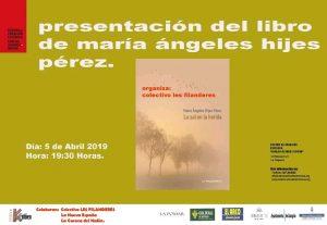 """Presentación de libro: La sal en la herida @ Centro de Creación Escénica """"Carlos Álvarez-Nòvoa"""""""