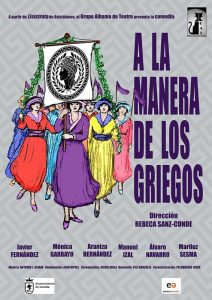 Teatro: A la manera de los griegos @ Nuevo Teatro de La Felguera