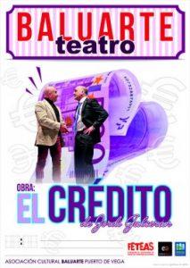 Teatro: El crédito @ Nuevo Teatro de La Felguera