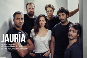 Teatro: Jauría @ Nuevo Teatro de La Felguera