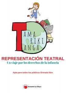 Teatro: Tamarikitanga @ Nuevo Teatro de La Felguera